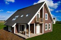 Viken - Planhus - Zweedse woningen - Friesland