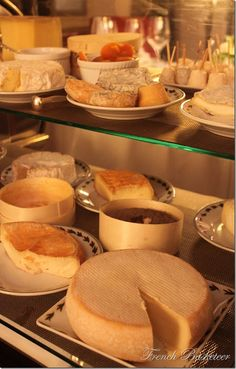 French cheeses...On a bit of a cheese obsession right now