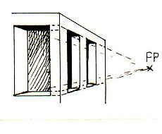 perspektive zeichnen mit zwei fluchtpunkten malideen pinterest perspektive zeichnen. Black Bedroom Furniture Sets. Home Design Ideas