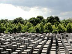 Holocaust Memorial, Berlin