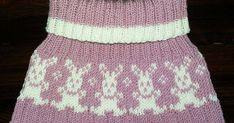 Disse små halsen er både lette og rimelige raske å strikke. Så derfor ble det til at jeg lagde nok en variant. Denne gangen ble det med noen... Baby Barn, Fall Decor, Knitwear, Knit Crochet, Diy And Crafts, Knitting, Inspiration, Women, Christmas