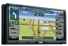 Google Image Result for http://www.itechnews.net/wp-content/uploads/2009/01/jvc-kw-nx7000bt-av-navigation-receiver.jpg  This is a Navigation Reciever. It is used to hook onto a car to show you directions. You can ontain maps and directions using this