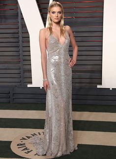 Lily Donaldson Oscars After Party