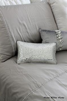 Home White Home: Luksusta makkariin! Uudet Kylie at Home -tekstiilit meillä testissä