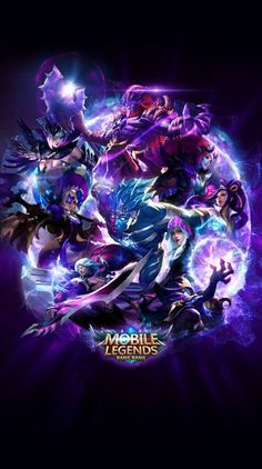 Mobile Legend Bang Bang Wallpaper HD Blue Team:: If you're looking for the bes. Geo Wallpaper, Mobile Legend Wallpaper, Black Wallpaper Iphone, Wallpaper Maker, Supreme Wallpaper, Trendy Wallpaper, Nature Wallpaper, Bruno Mobile Legends, Miya Mobile Legends