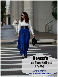 Dressfo: Long Sleeve
