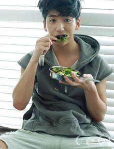 2015.04 CeCi, B1A4, Baro, B1A4 Baro, Cha Sunwoo