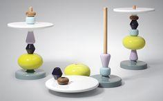 """Shuffle Table"" di Mia Hamborg"