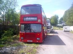 VOLVO Olympian double decker buses for sale, double decker coach from the United Kingdom, buy double decker bus, VA11539