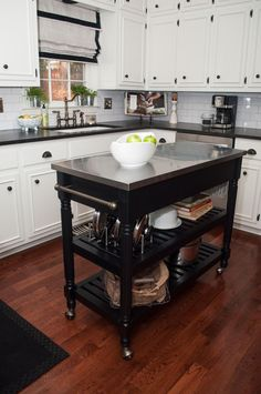 Beau 51 Awesome Small Kitchen With Island Designs   Page 9 Of 10