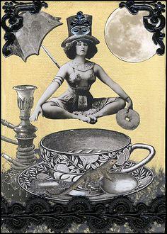 Java Goddess, by WinonaCookie