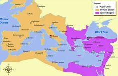 Iran Politics Club: Iran Historical Maps 5: Sassanid Empire, Roman Empire, Byzantine, Hun Invasion