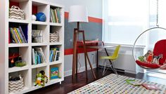 Ultimate Guide to Organizing Kids' Spaces   Wayfair --  Use Auto-Dimming Night Light  Smart Bulb - starts at 75watts - dims to a night light in 20 minutes