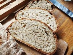 Sourdough Beer Bread (Schwarzbierbrot) Recipe - Yummy this dish is very delicous. Let's make Sourdough Beer Bread (Schwarzbierbrot) in your home! Bread Head, German Bread, Rustic Bread, No Knead Bread, Sourdough Bread, Beer Bread, Multigrain, Beer Tasting, How To Make Beer