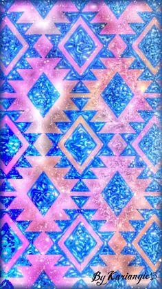 Glittery Diamonds by me