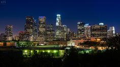 los angeles downtown hdr ramelli