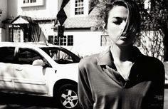 """Wisteria Lane"" for Vanity Fair Italia 26th June 2013  Photographer: Alan Gelati Stylist: Selin Bursalioglu Hair: Frankie Payne Make-up: Kikibent at Atelier Management  Model: Abby Brothers"