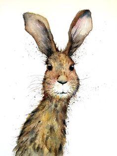 cute hare 28