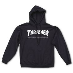 Thrasher Magazine Shop - Thrasher Skate Mag Hood