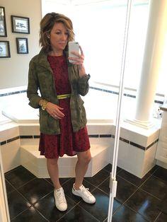 LuLaRoe Carly  styled 6 ways