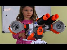 Nerf War: First Person Shooter brought to you by PDK Films! In this Nerf  War, Paul must take out a bunch of bad guys armed with Nerf guns, and  rescue Lol.