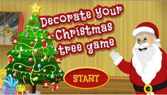 #ChristmasTreeDecoration game - Click on the bulbs and connect them, drag and drop the #Christmasornaments on your #Christmastree to play this fun game. For more interacting #game For #Kids, visit: http://mocomi.com/fun/games/