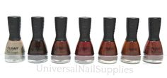 Nubar Nature's Touch Fall Lacquer Collection 0 5 FL oz 15 ml Each Nail Polish Sets, Touch, Nails, Nature, Ebay, Collection, Finger Nails, Naturaleza, Ongles