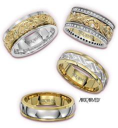 Artcarved Wedding Ring 1 Spectacular Artcarved men s wedding