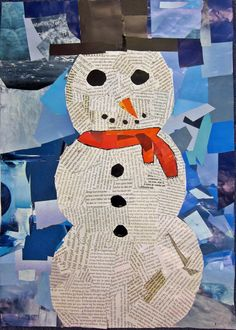 IMG_2309 Sock Snowman Craft, Snowman Crafts, Christmas Crafts, Fun Crafts For Kids, Craft Stick Crafts, Art For Kids, Diy Crafts, Winter Art Projects, Projects For Kids