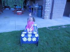 Frozen Party Games: Build Your Own Sleigh