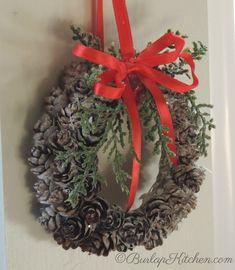 Mason Jar Ring Christmas Ornament