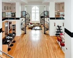 Condo With Loft Design, Pictures, Remodel, Decor and Ideas - page 11