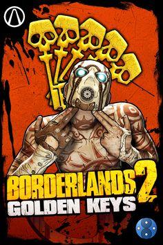 Borderlands 2 Golden Keys