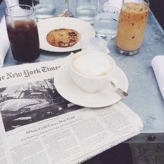 Looks like a morning I would surely enjoy.