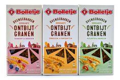 Winnaar NL Packaging Awards 2018 Categorie Food Houdbaar Cereal, Awards, Packaging, Food, Essen, Meals, Wrapping, Yemek, Breakfast Cereal