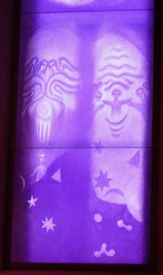 vitral violeta | by Fabio Panico