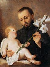 St. Cajetan, patron saint of job seekers. Prayers for a novena.