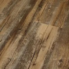 Barnyard Grey Luxury Vinyl Plank Flooring 3mm x 6.3 x 48""