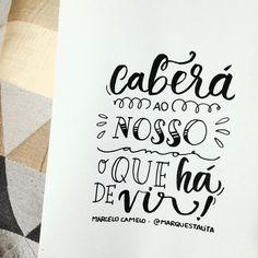 144 Melhores Imagens De Frases Em Caderninhos Em 2019 Calligraphy