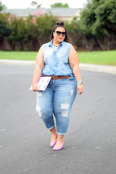 Plus size jeans - Plus Size Fashion for Women