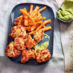Avocado, Good Mood, Tandoori Chicken, Cauliflower, Low Carb, Vegetables, Ethnic Recipes, Food, Recipes With Cauliflower