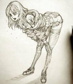Comic Kunst, Comic Art, Cartoon Drawing Tutorial, Amazing Drawings, Anime Sketch, Art Drawings Sketches, Character Drawing, Figure Drawing, Manga Art