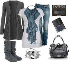 Autumn Wear...