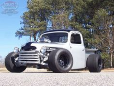 1950 Ford F-1 Hot Rod:
