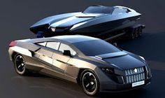 Bullet Proof Sports Car