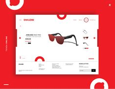 Owlens Project on Behance