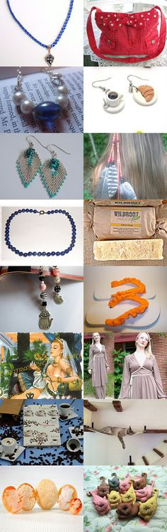 I Truly Love These Items. by Kelly on Etsy--Pinned with TreasuryPin.com #giftideas