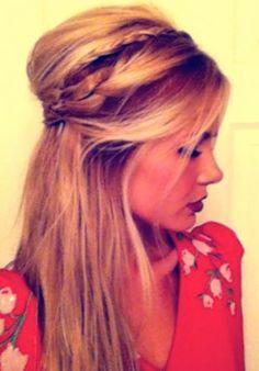 bohemian hairdos | bohemian hairstyles tumblr, The Hairstyles Site, hairstylesforprom.us