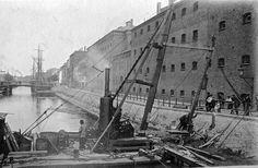 Den forsvundne havn - fotografier af Københavns havn