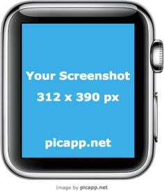 Add your mobile app screenshot image to an iPhone frame, iPad frame or Android device frame. Watch Image, Ios Apple, New Ios, Mobile App, Mockup, Apple Watch, Marketing, Elegant, Free